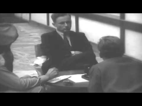 Interview With Franz Josef Spahn (Nazi Leader), Karuizawa, Japan, 09/16/1945 (full)