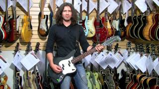 MID WEEK PHIL X SCOOBY SNACK!! 1966 Fender Electric XII 01180