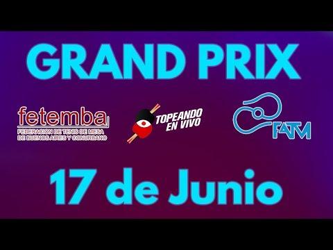 Grand Prix 2019 - 17 de Junio