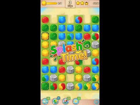 Jelly Splash lvl 1253 Android 3 Stars