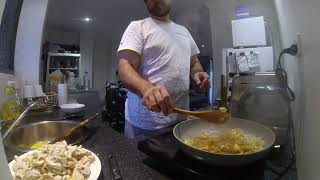 Chicken Curry for Ethan