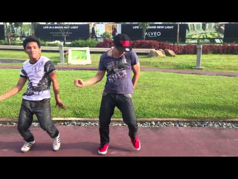 J. Valentine - Beat It Up (Dance Cover By Anthony)