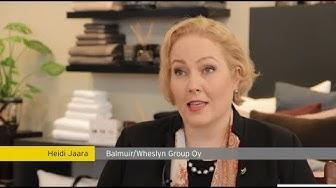 Heidi Jaara Balmuirilta jakaa kolme vinkkiä liiketoiminnan kasvattamiseen
