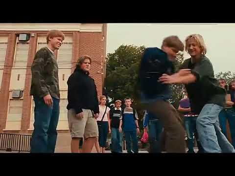 Самые лучшие школьные драки из фильмов.