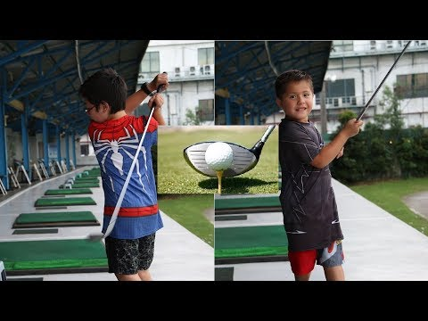 Citygolf Driving Range at Ortigas, Pasig, Philippines, Check our Review.