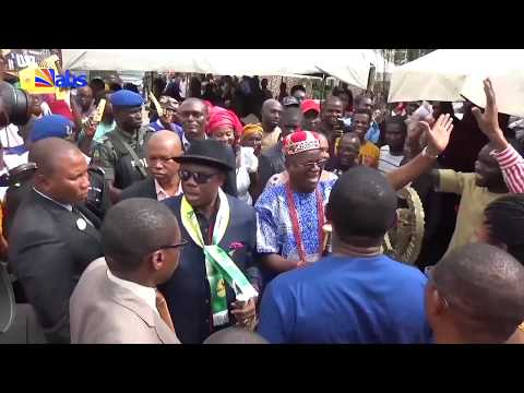 Obiano Promises More Development Projects For Agricultural Communities In Anambra
