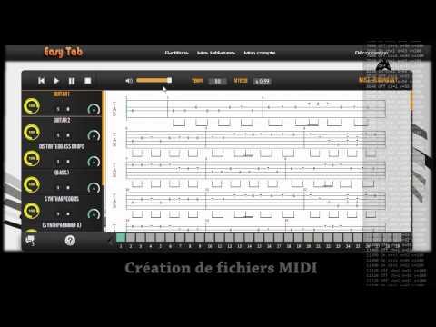 PLIC HTML5 - EasyTab