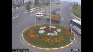 Trabzon'da Mobese kamerasına yakalanlar