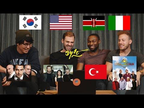 EN SEVDİĞİMİZ DİZİLER Ve TÜRK DİZİLERE TEPKİ (Aşk Memnu, Ezel, FlashTV, Leyla Ile Mecnun,vs.) : 3Y1T
