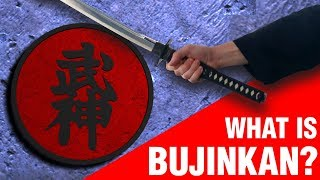 What is Bujinkan? | ART OF ONE DOJO