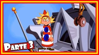 Day of the Tentacle Remastered | Parte 3 | mikiito