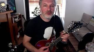 Old Hag, You Have Killed Me (jig) on mandolin