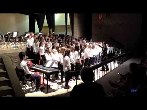 Under Pressure (acapella arr. Yashar Nazarian) John G. Althouse Gr. 6 Choir