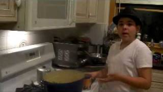 Ghana Groundnut Stew