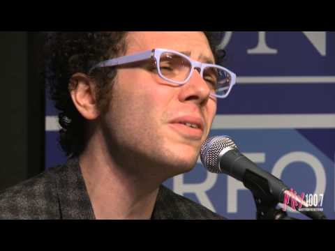 """A Great Big World """"Say Something"""" LIVE At Mix 100.7"""