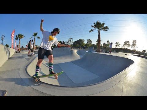 Blog Cam #89 - Vans Skatepark Huntington Beach