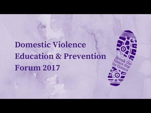 Domestic Violence Education & Prevention Forum 2017