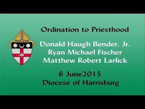 Ordination to Priesthood 2015