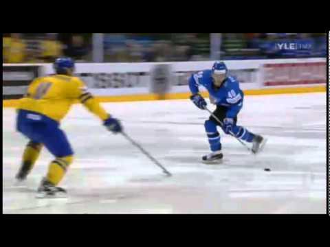 6-1 Suomi Ruotsi