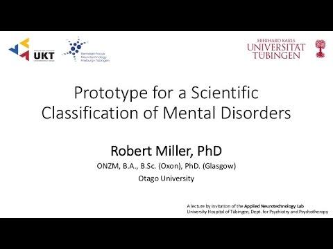Troubles psychiatriques classification essay