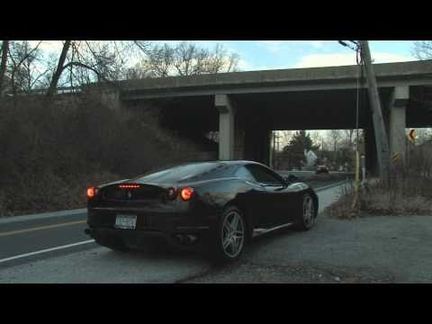 Ferrari F430 X-Pipe Exhaust True F1 sound