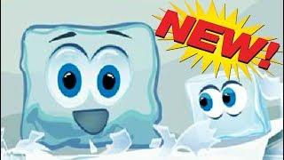 Приключения льдинки Тимми часть 1 - Мультик игра для детей