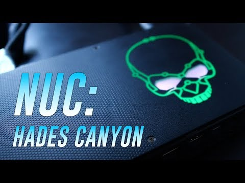 INTEL + AMD Join forces to create the BEST Mini Gaming PC - Hades Canyon NUC