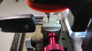 Изготовление ключа зажигания для Opel Astra H в Самаре.