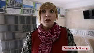 Видео ''Новости-N'': Затопило библиотеку им. А. Гмырева