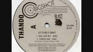 Thando - Let