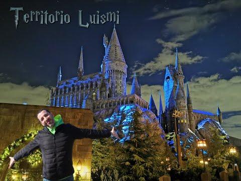 Descubre el mundo mágico de HARRY POTTER 🤓⚡ en UNIVERSAL STUDIOS HOLLYWOOD