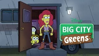 Trailer Trouble | Big City Greens | Clip