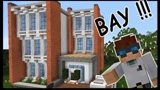 скачать карту для майнкрафт красивые двухэтажные дома #9
