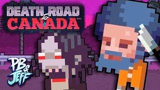 EDITOR TODD! - Death Road to Canada #2 (Part 10)