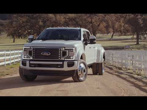 2020 Super Duty F 450 Limited Footage