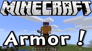 minecraft 1 8 tutorial crafting armor episode 3 of survive thrive season 8
