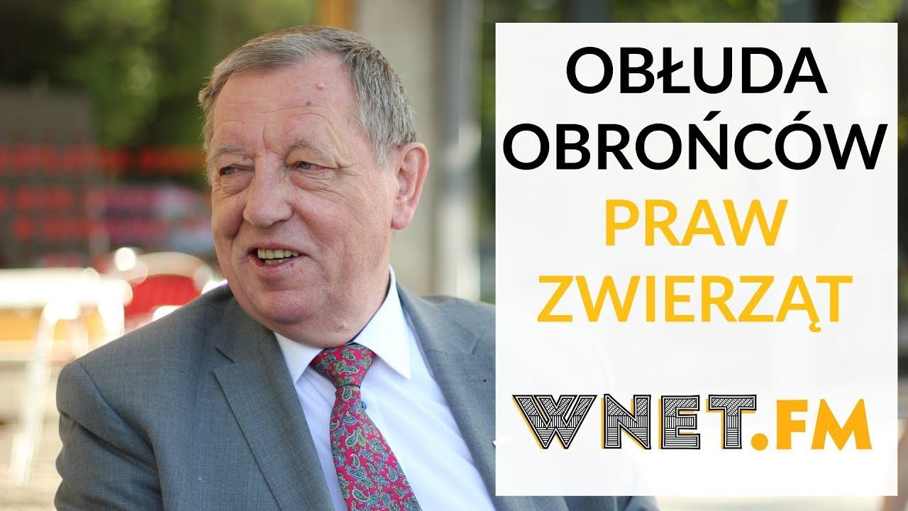 Prof. Szyszko u Gadowskiego: Polska przestrzega wszystkich praw UE dotyczących ochrony środowiska