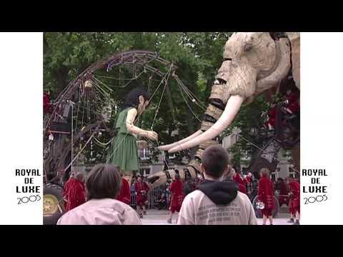 """Documentaire Royal de Luxe : """"La visite du sultan des Indes"""""""