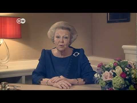 Queen Beatrix I Abdicates | Journal