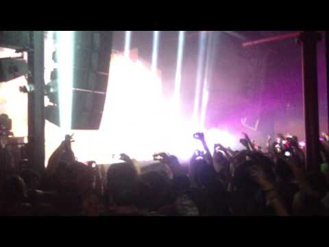 Excision @ Fillmore Charlotte 2013