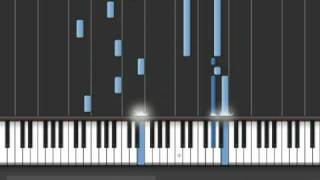 kutless Promise of a lifetime Piano Tutorial Full Speed  HQ