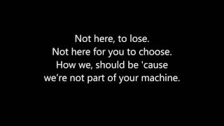 misterwives   machine lyrics