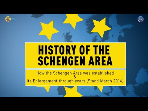 Schengen Area: History, Facts and Benefits