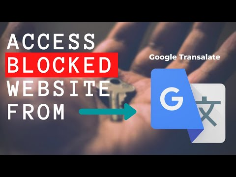 How to access blocked websites in college wifi using google how to access blocked websites in college wifi using google translation ccuart Choice Image