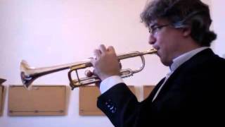 CONCONE - Lyrical Studies for trumpet - N. 8 - Allegretto