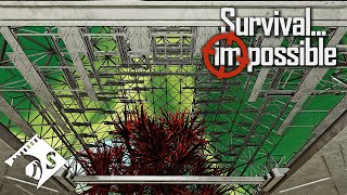 Survival Impossible - Sooo Much Scaffolding #43 - Space Engineers Hardcore Survival