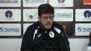 Cristian Pustai inainte de Gaz Metan CS U Craiova | novatv.ro