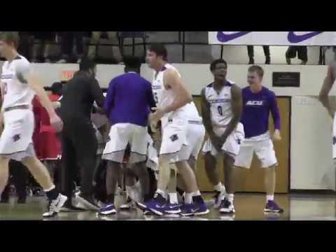 ACU Men's Basketball | ACU vs Lamar