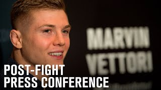 UFC Vegas 16: Post-fight Press Conference