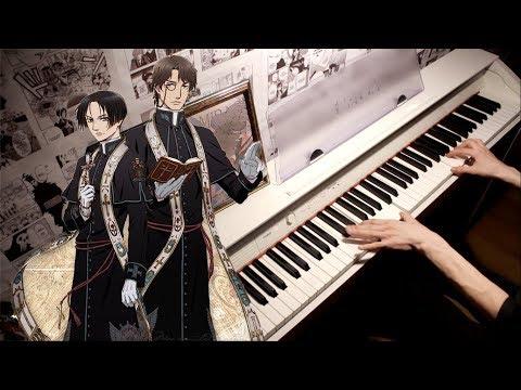 Vatican kiseki chousakan OP  - Mysterium (Full) 【Rolelush】【piano】